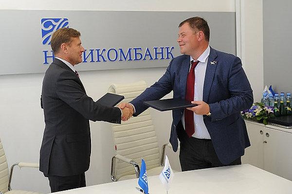 Константин Бочаров и Илья Губин подписали Соглашение о сотрудничестве.